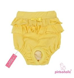Pinkaholic Pinkaholic Peeps Ary Panty Yellow (2 pack)