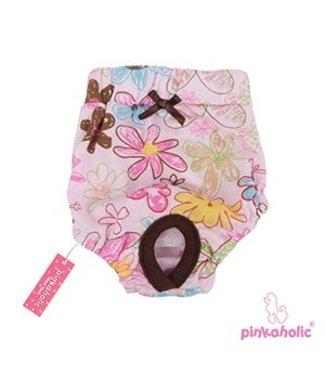 Pinkaholic Pinkaholic Picnic Sanitary Panty Brown (2 pack)