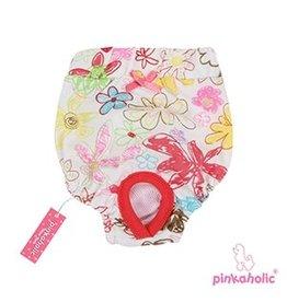 Pinkaholic Pinkaholic Picnic Sanitary Pants Orange Red (2pack)