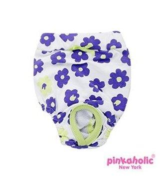 Pinkaholic Pinkaholic Petunias Sanitary Lime