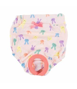 Pinkaholic Pinkaholic Sanitary Baby Bunny Pink