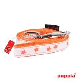 Puppia Puppia Cosmic Lead fluo-orange (alleen nog Large)
