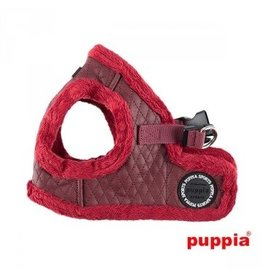 Puppia Puppia Farren Harness Model B Wine