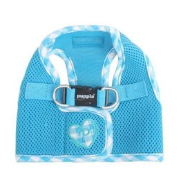Puppia Puppia Pacific Harness model B skyblue (alleen nog Small)