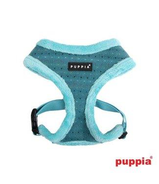 Puppia Puppia Yuppie Harness model A aqua