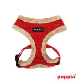 Puppia Puppia Yuppie Harness model A red