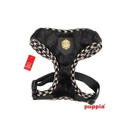 Puppia Puppia Zest Harness model A black