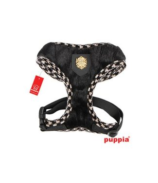 Puppia Puppia Zest Harness model A black