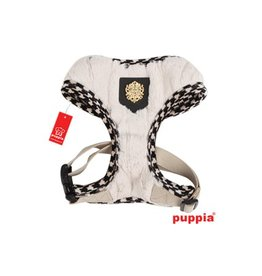 Puppia Puppia Zest Harness model A ivory
