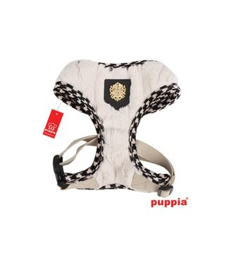 Puppia Puppia Zest Harness model A ivory