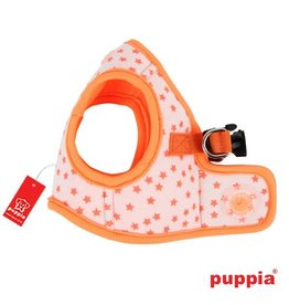 Puppia Puppia Cosmic Harness model B fluo-orange