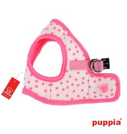 Puppia Puppia Cosmic Harness model B fluo-pink (alleen nog Large)