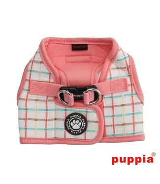 Puppia Puppia Tot Harness model B Peach