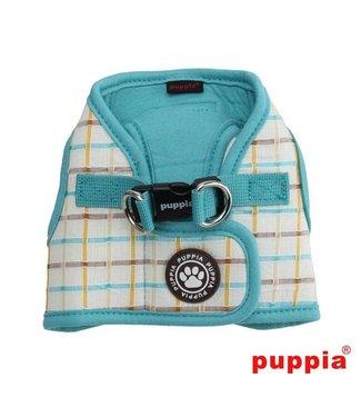 Puppia Puppia Tot Harness model B Aqua ( Alleen Small )