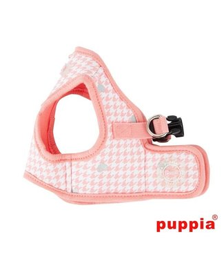 Puppia Puppia Aggie Harness model B Indian Pink