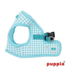 Puppia Puppia Aggie Harness model B Aqua