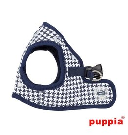 Puppia Puppia Aggie Harness model B Navy