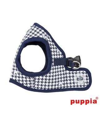 Puppia Puppia Aggie Harness model B Navy ( ALLEEN XS )