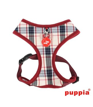 Puppia Puppia Vogue Harness model A beige ( ALLEEN X LARGE)