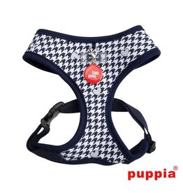 Puppia Puppia Aggie Harness model A navy