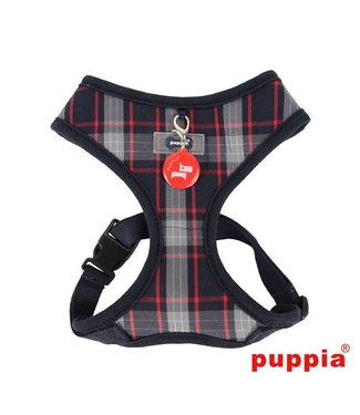 Puppia Puppia Vogue Harness model A navy ( ALLEEN X LARGE )