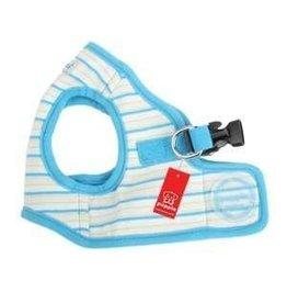 Puppia Puppia Yacht Club Harness model B blue