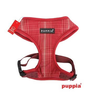 Puppia Puppia Cyberspace Harness model A red