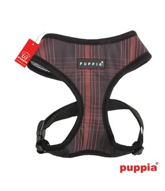 Puppia Puppia Cyberspace Harness model A black  ( ALLEEN SMALL )