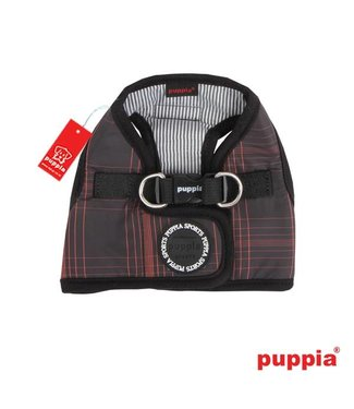 Puppia Puppia Cyberspace Harness model B black