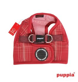 Puppia Puppia Cyberspace Harness model B red