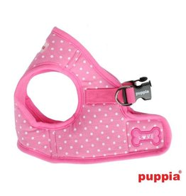 Puppia Puppia Dotty Harness model B pink