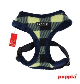Puppia Puppia Waffle Harness model A navy