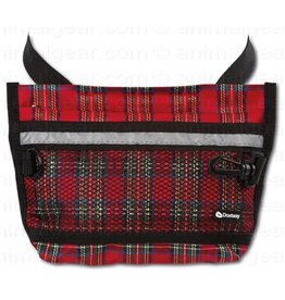Doxtasy/Animal Gear Doxtasy Quick Acces Treat and Training bag Tartan Red