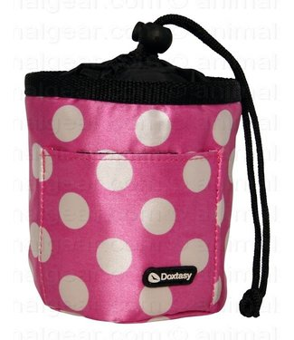 Doxtasy/Animal Gear Doxtasy Training Bag Polkadot Pink
