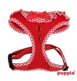 Puppia Puppia Vivien Harness model A red