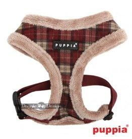 Puppia Puppia Barron Harness model A wine