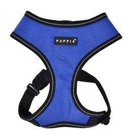 Puppia Puppia Trek Harness model A Royal Blue