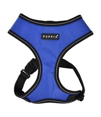 Puppia Puppia Trek Harness model A Royal Blue