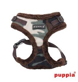 Puppia Puppia Corporal Harness model A Camo