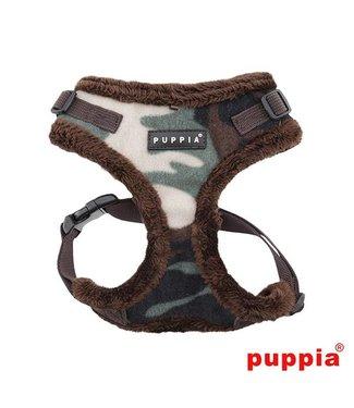 Puppia Puppia Corporal Harness model A Ritefit Camo
