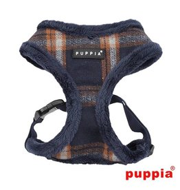 Puppia Puppia Kemp Harness model A Navy
