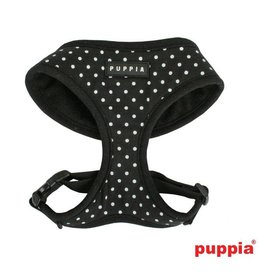 Puppia Puppia Dotty Harness model A black