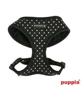 Puppia Puppia Dotty Harness model A black