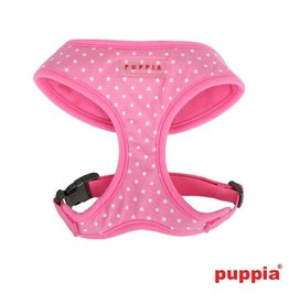 Puppia Puppia Dotty Harness model A pink
