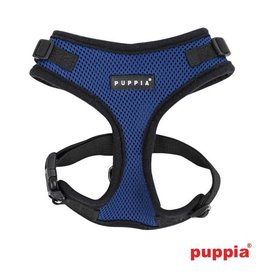 Puppia Puppia Soft Harness Ritefit Royal Blue