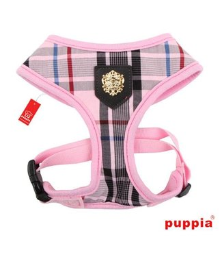 Puppia Puppia Junior Harness model A pink
