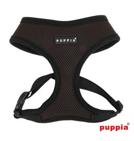 Puppia Puppia Soft Harness model A brown