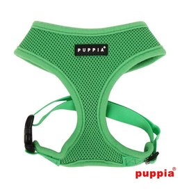 Puppia Puppia Soft Harness model A green