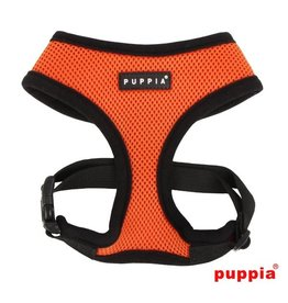 Puppia Puppia Soft Harness model A orange