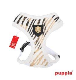 Puppia Puppia Polar Harnass model A white
